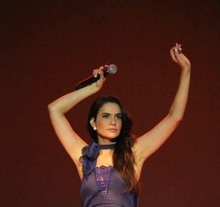 Gilmelândia no projeto Gil canta Caetano que lotou o TCA em 2011 (Foto/Reprodução)