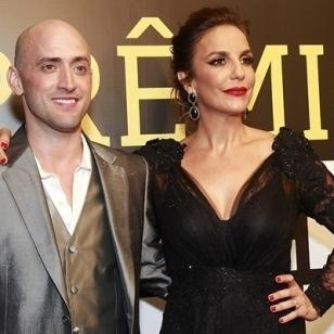 Paulo Gustavo com Ivete Sangalo. Foto : Reprodução